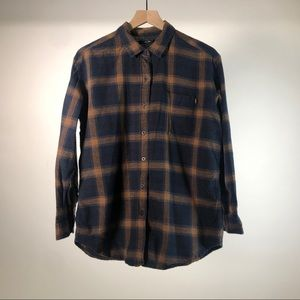 Obey Button Down Flannel